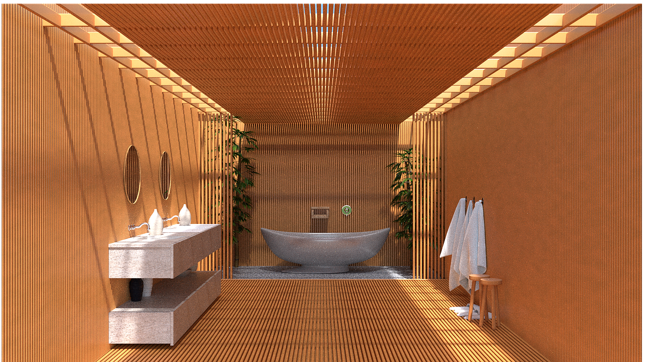 Duża łazienka – duże możliwości – jak urządzić, a nie zagracić?