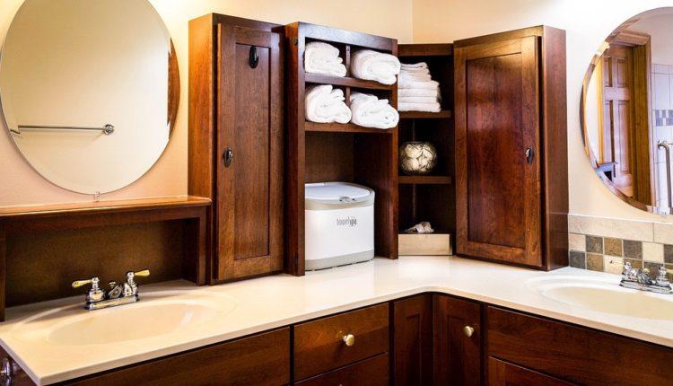 Powierzchnia użytkowa łazienki – sprytne pomysły na aranżację