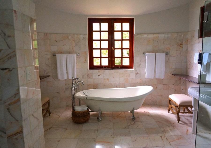 Co Zamiast Płytek W łazience Twój Dom I Ogród